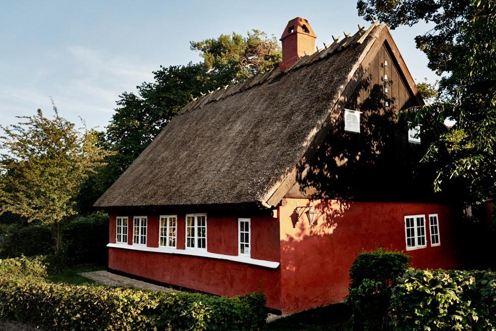 L.A. Rings atelier i Roskilde